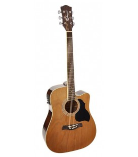 RICHWOOD RD-12-CE / DREADNOUGHT / EQ ACTIVA / CLAVIJERO DIE CAST / NATURAL