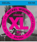 SET CUERDAS D´ADDARIO XL NICKEL ROUND WOUND / 0095 - 044