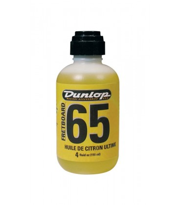LEMON OIL FINGERBOARD POLISH DUNLOP 65