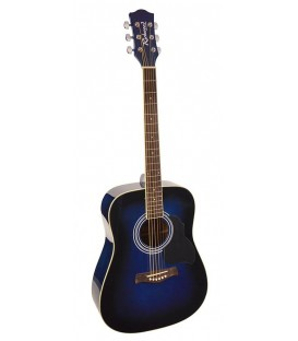 RICHWOOD RD-12-BUS / DREADNOUGHT / CLAVIJERO DIE CAST / AZUL