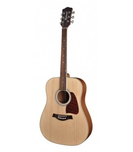 RICHWOOD RD-16 / DREADNOUGHT / TAPA MACIZA / CLAVIJERO DIE CAST / NATURAL