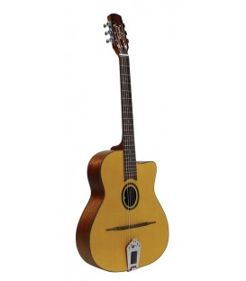 RICHWOOD HOT CLUB JAZZ GUITAR RM-70-NT