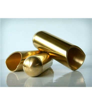 THE ROCK SLIDE POLISHED BRASS BALLTIP SLIDE TALLA M