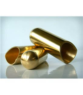 THE ROCK SLIDE POLISHED BRASS BALLTIP SLIDE TALLA L